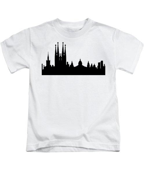 Barcelona Kids T-Shirt