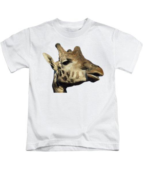Baringo Giraffe Kids T-Shirt