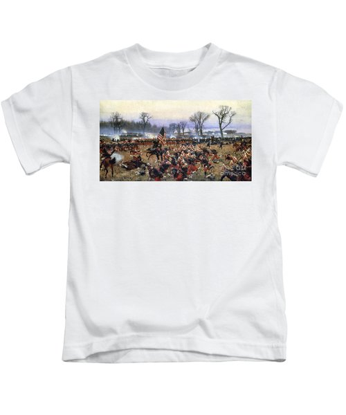 Battle Of Fredericksburg - To License For Professional Use Visit Granger.com Kids T-Shirt