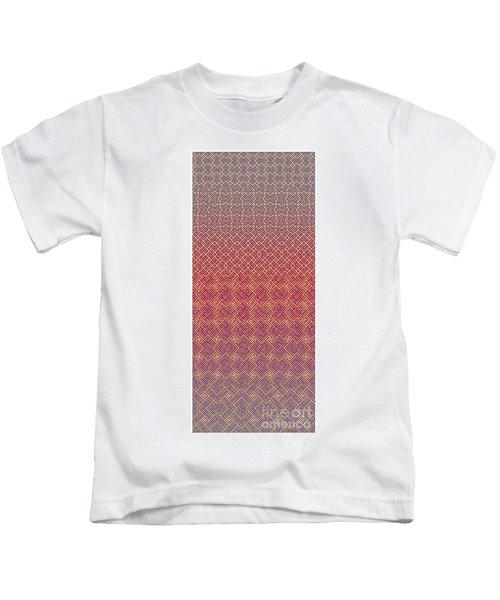 Bibi Khanum Ds Patterns No.5 Kids T-Shirt