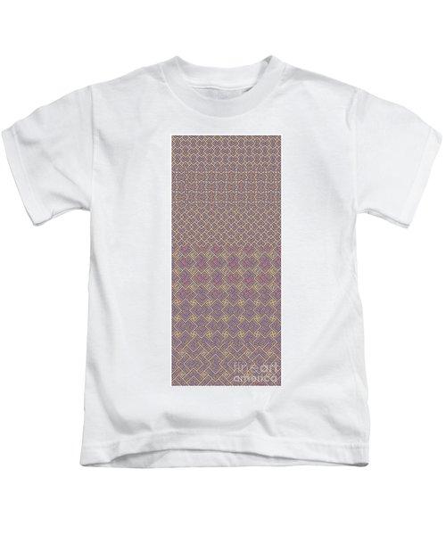 Bibi Khanum Ds Patterns No.6 Kids T-Shirt