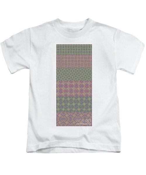 Bibi Khanum Ds Patterns No.9 Kids T-Shirt