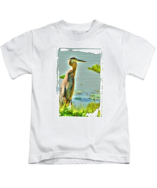 Big Bird Kids T-Shirt