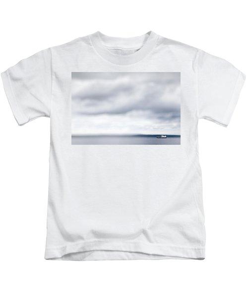 Boat #9224 Kids T-Shirt
