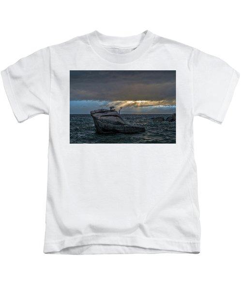 Breaking Light Kids T-Shirt