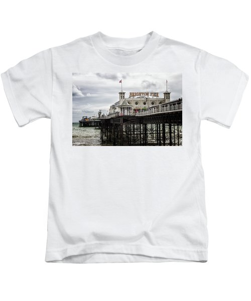 Brighton Pier Kids T-Shirt