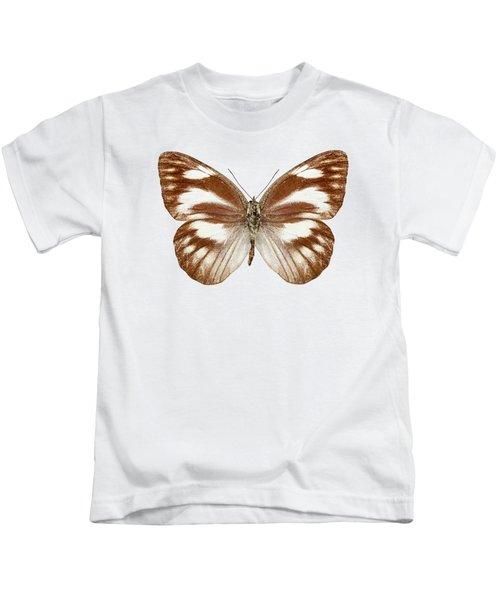 Butterfly Species Appias Libythea  Kids T-Shirt