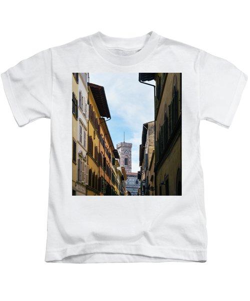 Cattedrale Di Santa Maria Del Fiore, Florence Kids T-Shirt