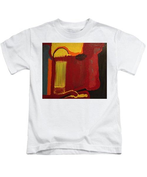 Christ's Profile Kids T-Shirt