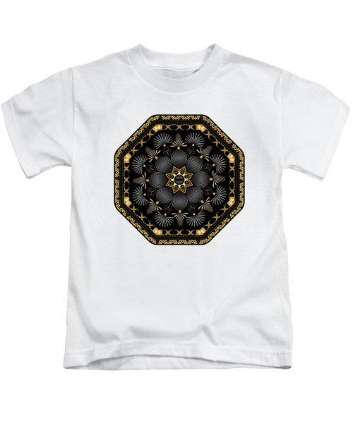 Circularium No. 2616 Kids T-Shirt