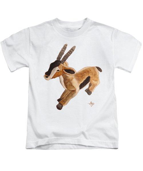 Cuddly Gazelle Kids T-Shirt