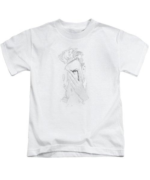 David Lynch Hands Kids T-Shirt