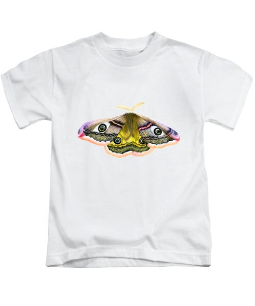 Emperor Hawk Moth Kids T-Shirt