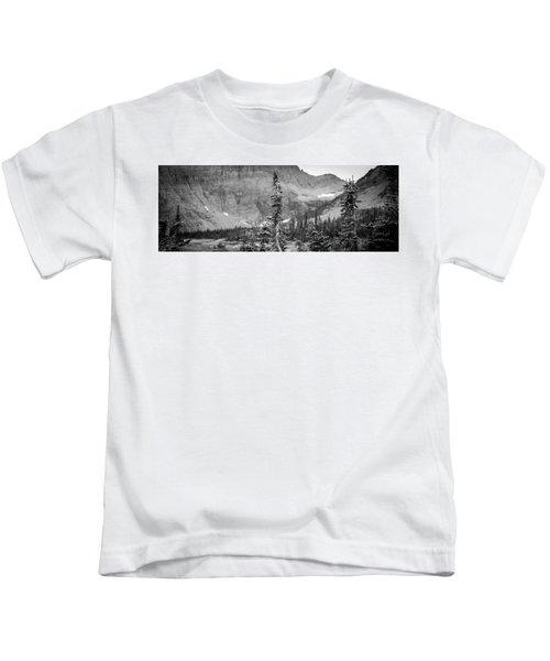 Gnarled Pines Kids T-Shirt