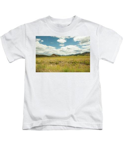 Golden Meadows Kids T-Shirt