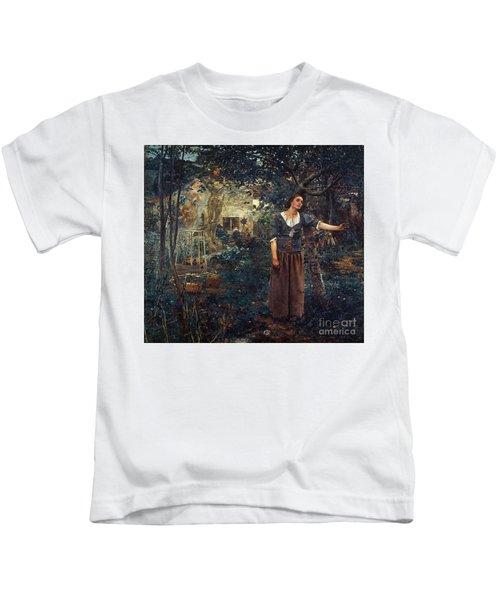 Joan Of Arc C1412-1431 Kids T-Shirt