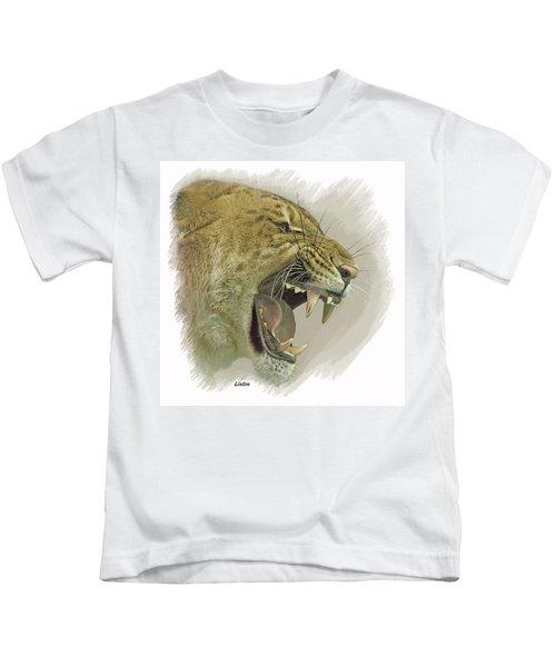 Liger Kids T-Shirt