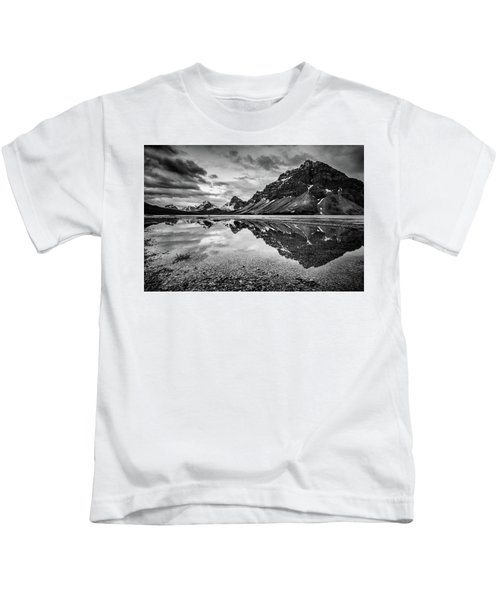 Light On The Peak Kids T-Shirt