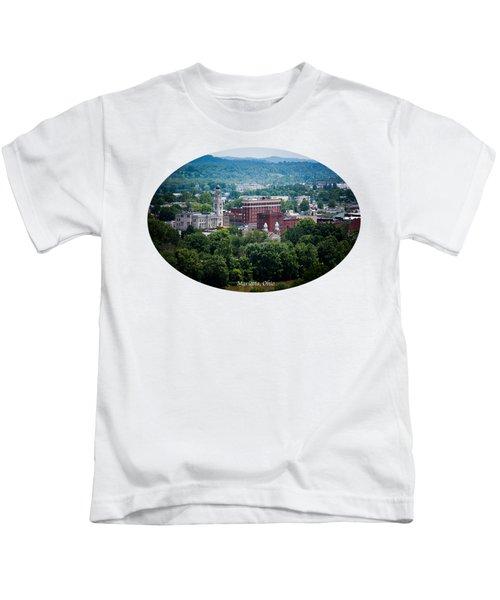 Marietta Ohio   Kids T-Shirt