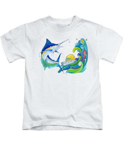 Marlin Key West Kids T-Shirt