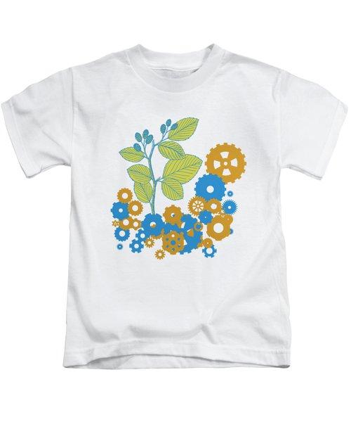 Mechanical Nature Kids T-Shirt