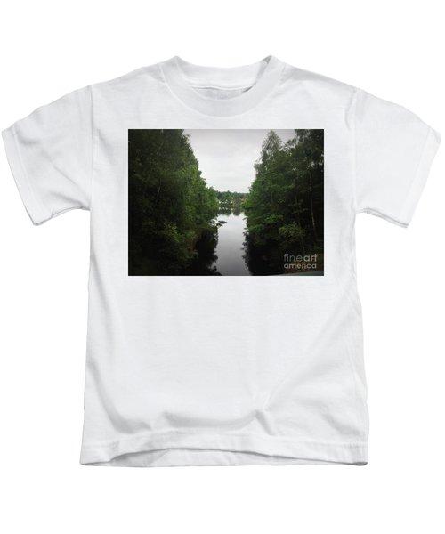 Nissan River Rapids Kids T-Shirt
