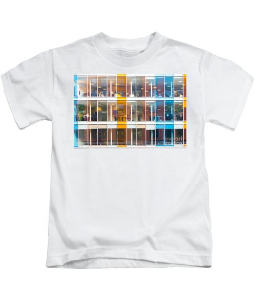 Office Windows Kids T-Shirt