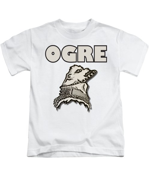 Ogre Kids T-Shirt