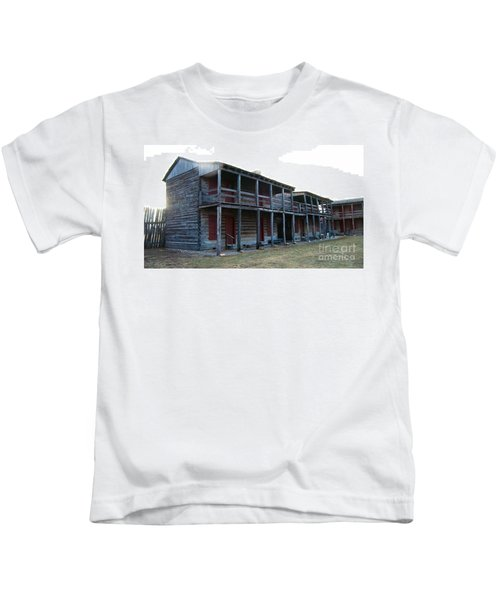 Old Fort Madison Kids T-Shirt