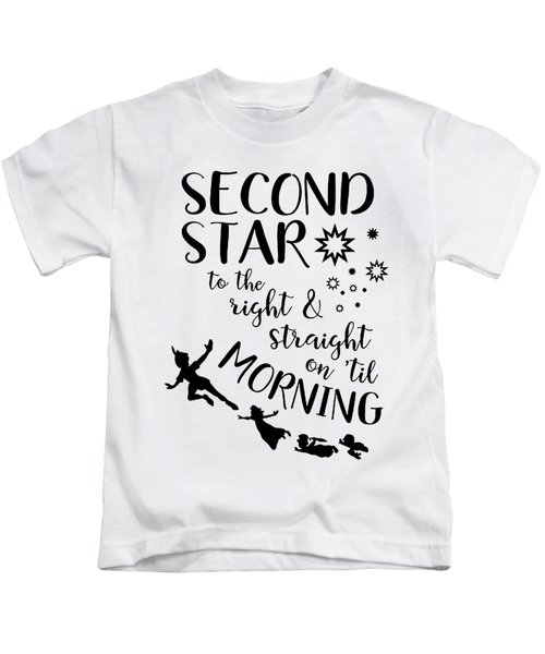Peter Pan Kids T-Shirt