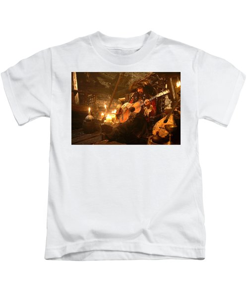 Pirates Of The Caribbean At World's End Kids T-Shirt