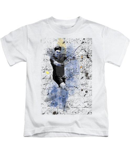 Roger Federer Kids T-Shirt