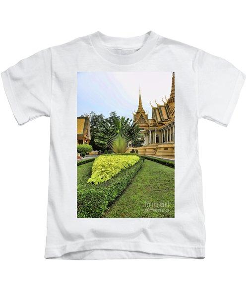 Royal Palace IIi Kids T-Shirt