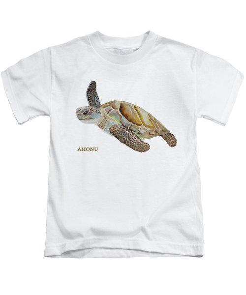 Sea Turtle Kids T-Shirt