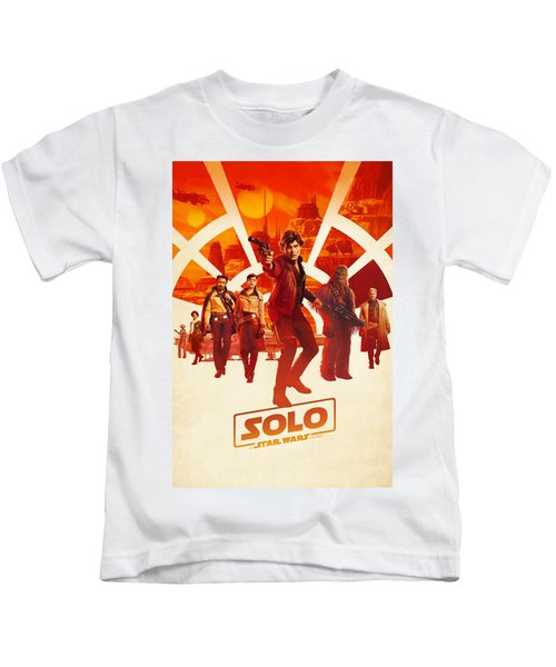 Solo A Star Wars Story - 2018 Kids T-Shirt