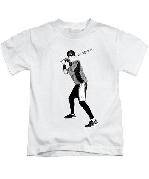 Southwest Aztecs Baseball Organization Kids T-Shirt