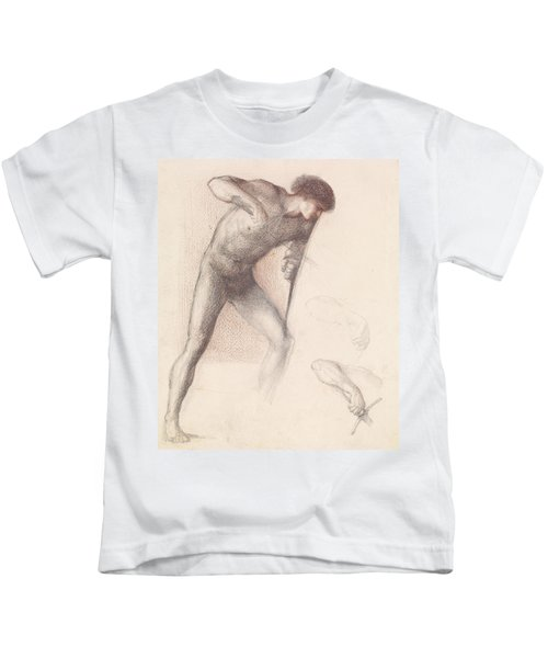 St George Series Male Nude  Kids T-Shirt