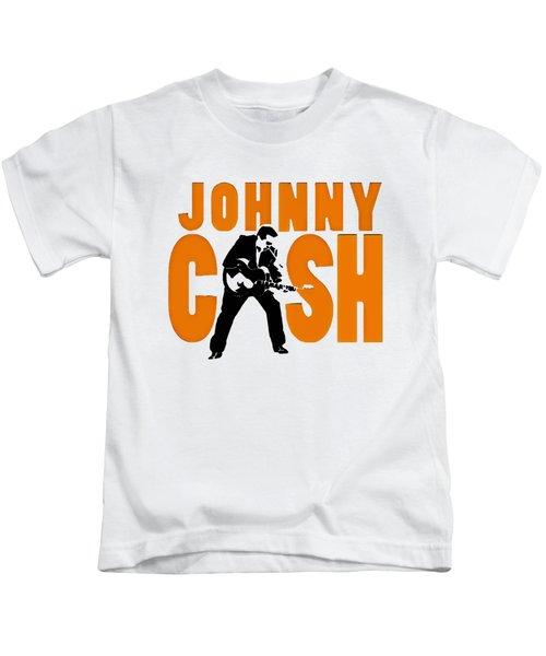 The Fabulous Johnny Cash Kids T-Shirt