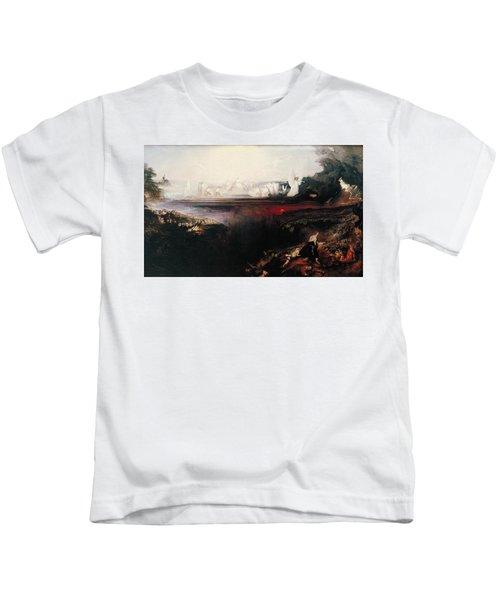 The Last Judgement Kids T-Shirt