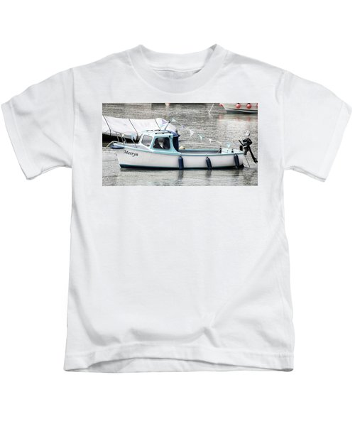The Little Boat Kids T-Shirt