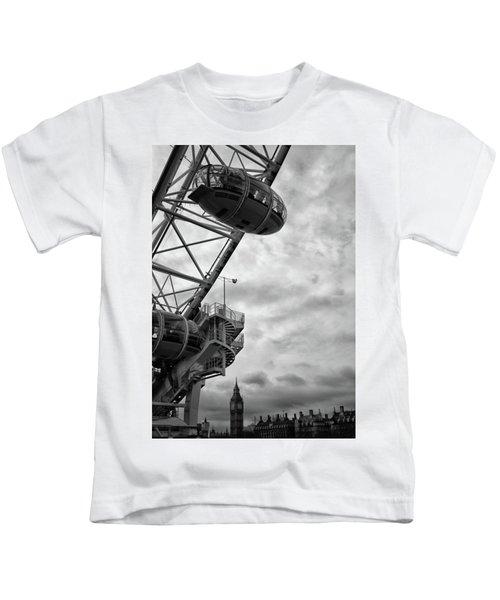 The London Eye Kids T-Shirt