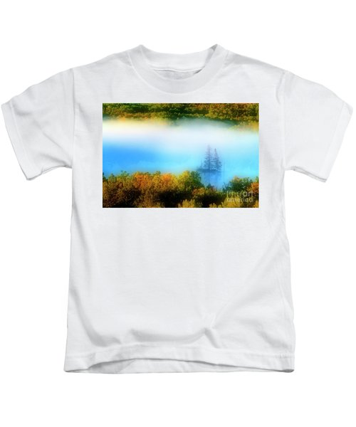 Through The Fog Kids T-Shirt