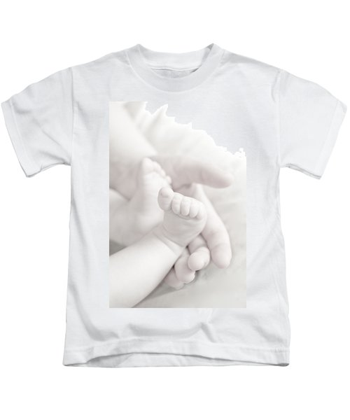 Tiny Feet Kids T-Shirt