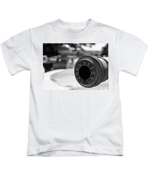 Trophy Point Cannon  Kids T-Shirt