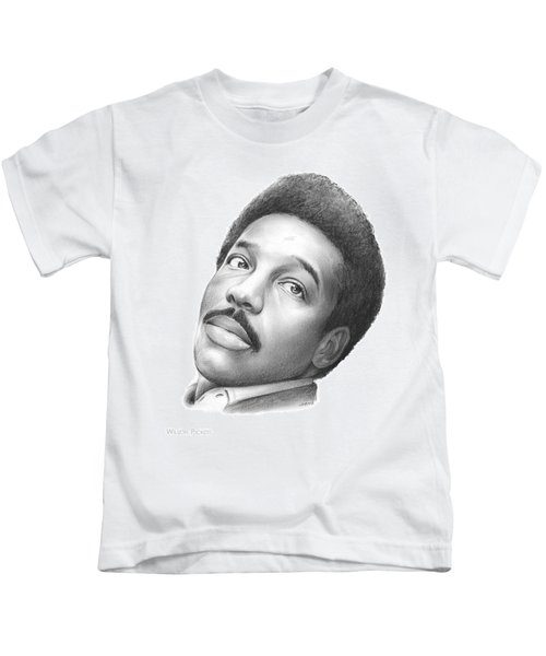 Wilson Pickett Kids T-Shirt