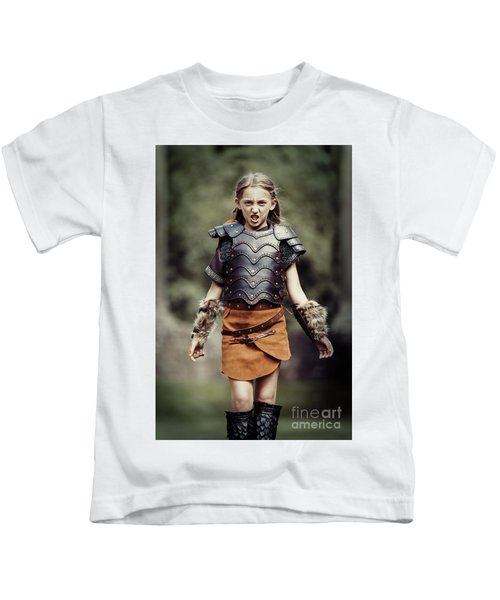 Young Warrior Kids T-Shirt
