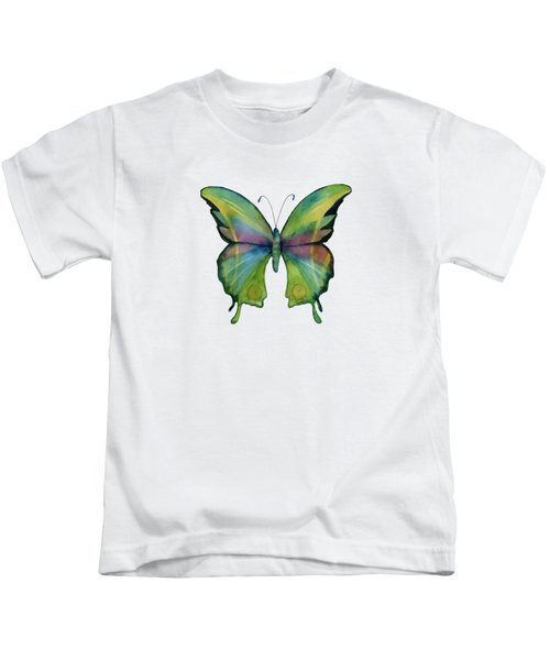 11 Prism Butterfly Kids T-Shirt