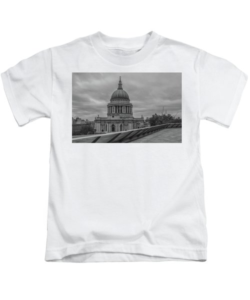St Pauls Cathedral Kids T-Shirt