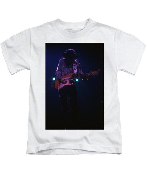 Stevie Ray Vaughan Kids T-Shirt