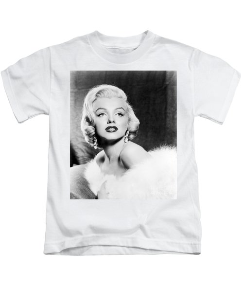 Marilyn Monroe Kids T-Shirt